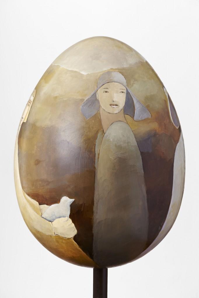 Margaret Egan's Egg for Jack and Jill Egg Hunt